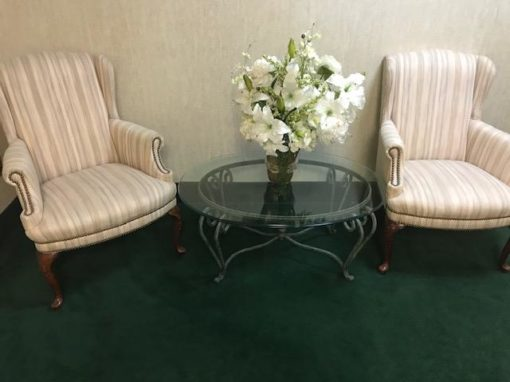Elegant Waiting Area Furniture