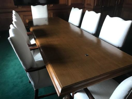 10′ Conference Table